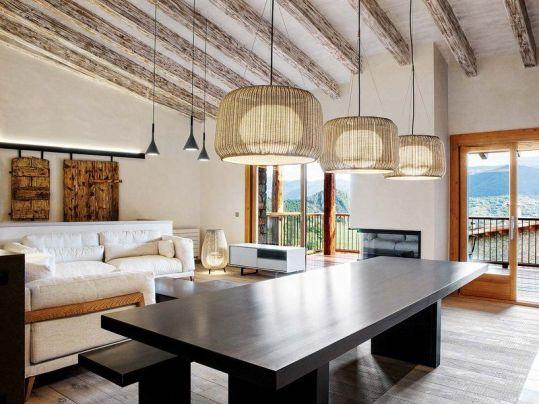 Resultado de imagen para casas con lamparas