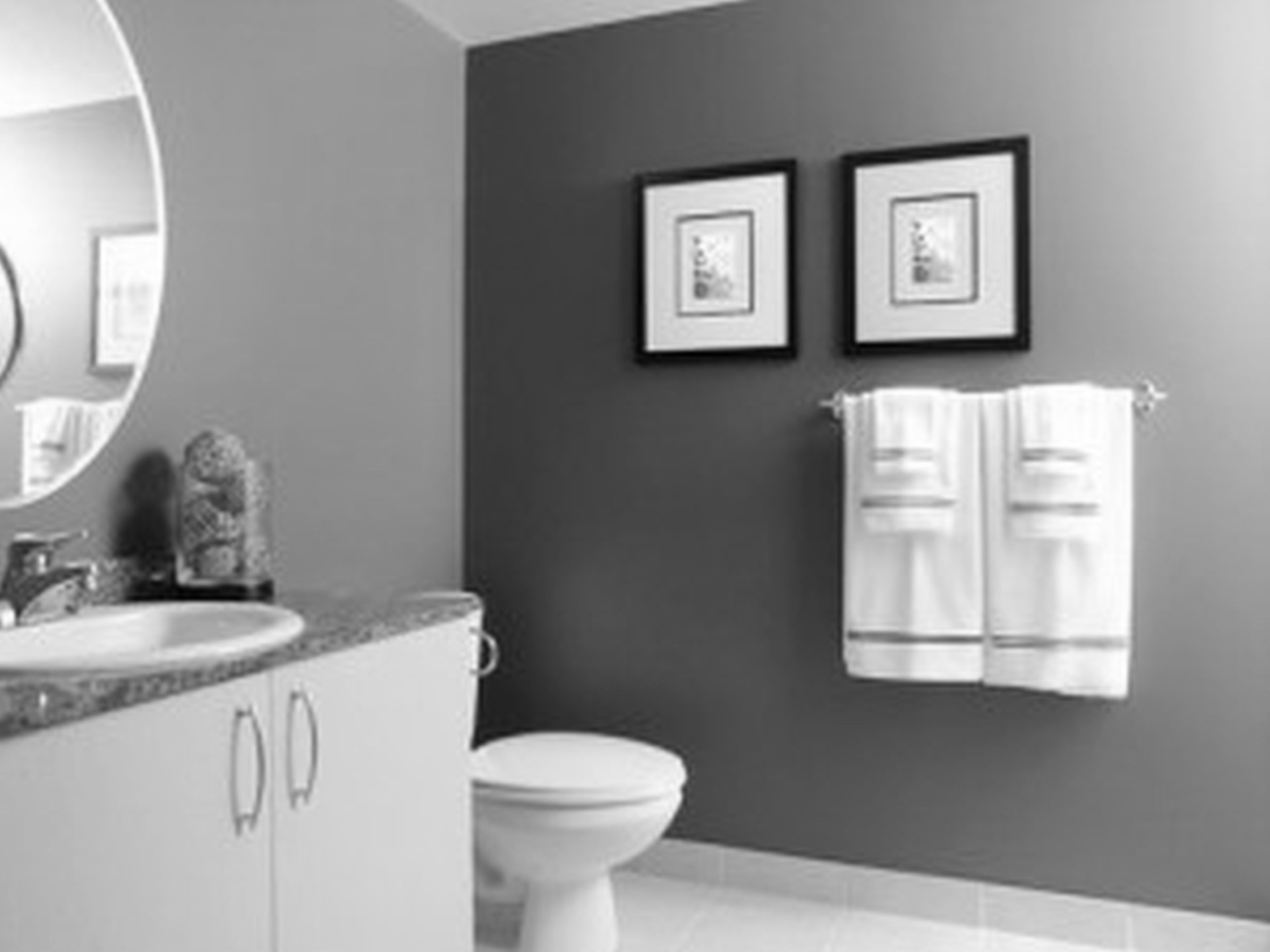 bathroom. freshest small bathroom paint color ideas: warm small