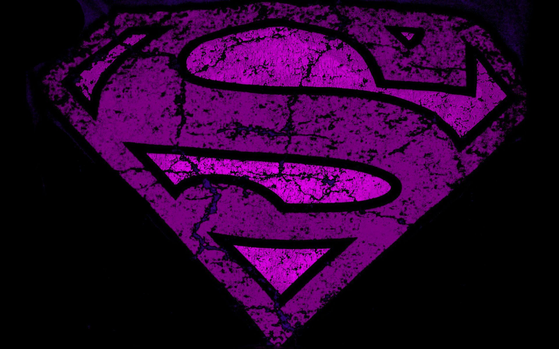 Purple superman logo Wallpapers Pictures superman