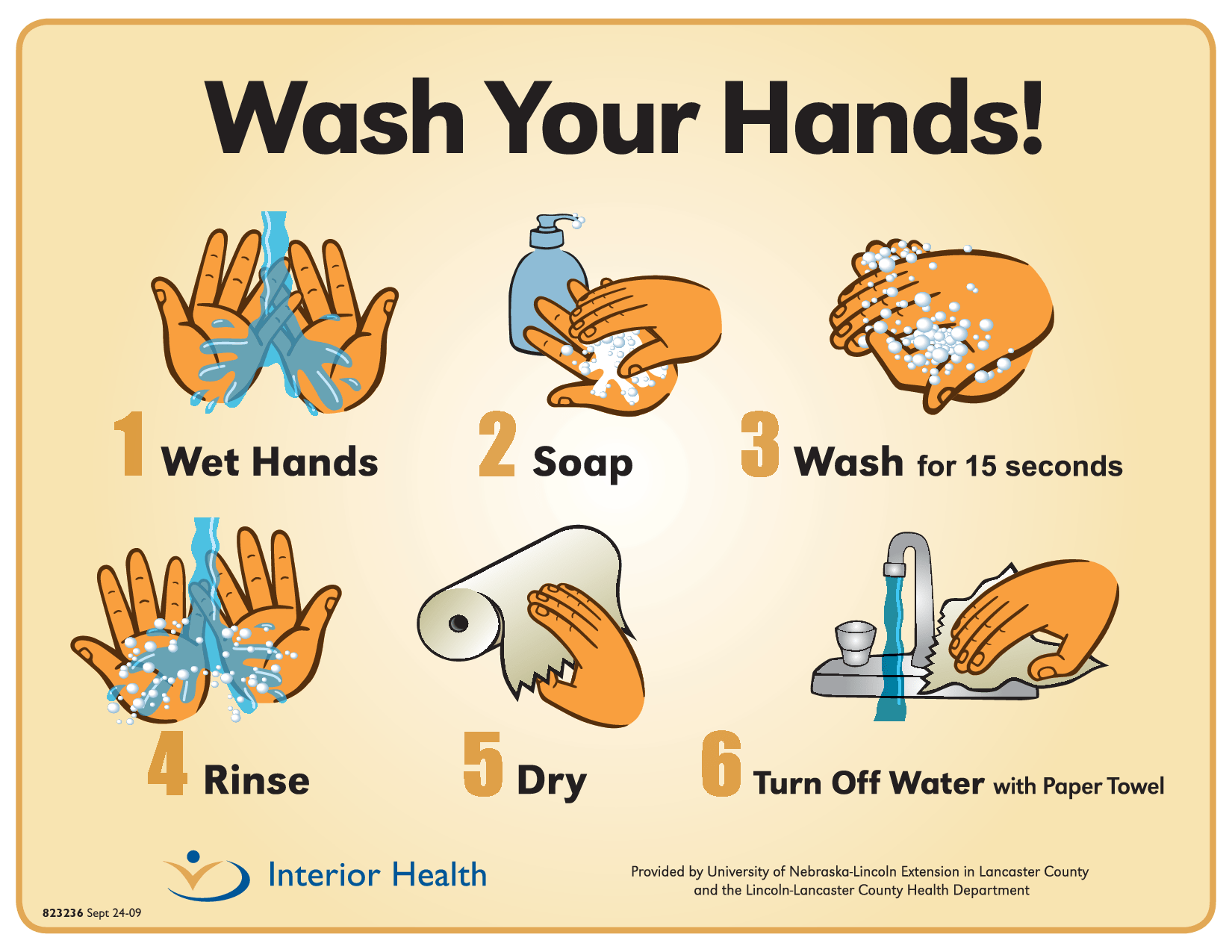 handwashing posters Food Safety Posters (Page 2