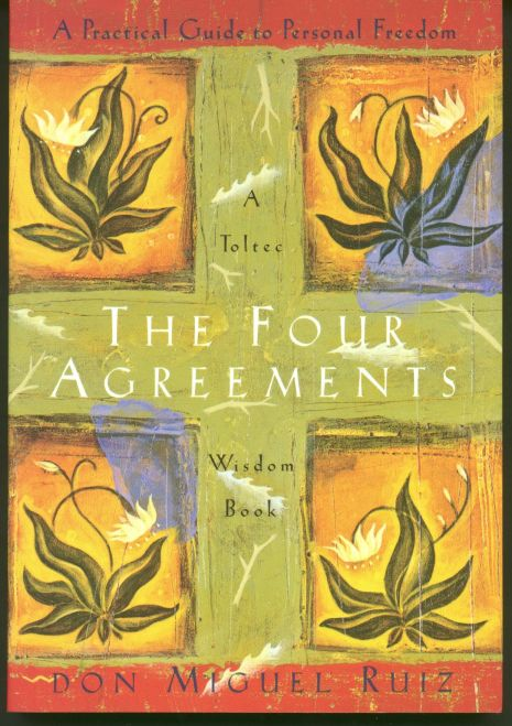 Image result for 4 agreements books