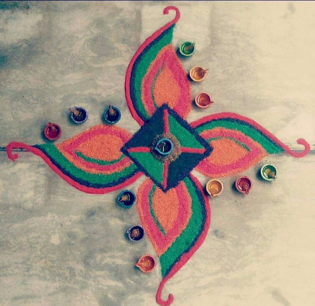 Pin by Ashwini Krishna on Kolam Pinterest Diwali