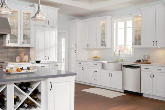 Luxury White Kitchens Kitchen Cabinets Design Ideas Pictures Best Free Home Idea Inspiration