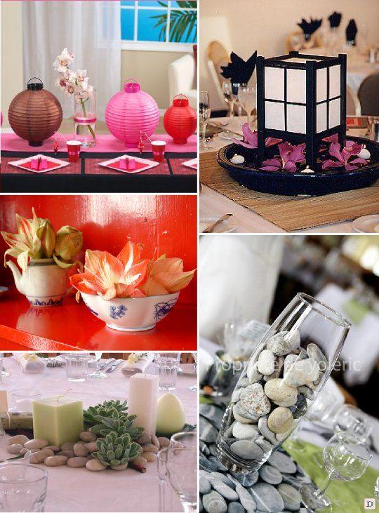 Ide Dcoration De Table Japonaise Table Japonaise