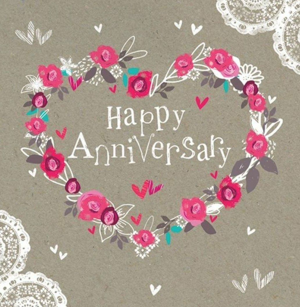 Happy Anniversary ANNIVERSARY Pinterest Happy