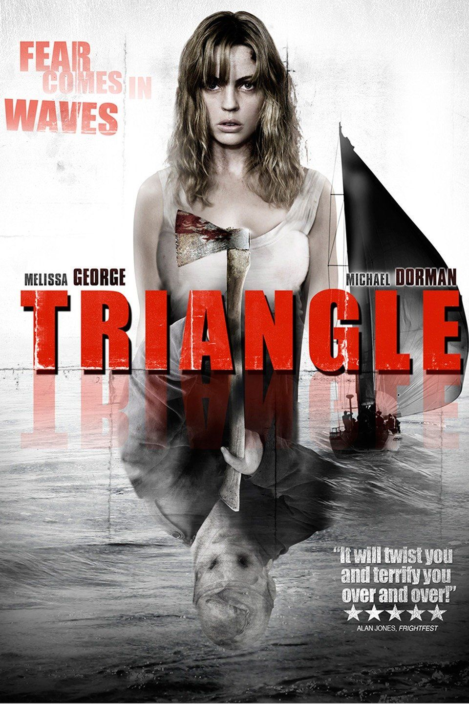 Triangle (2009). When Jess (Melissa sets sail on a