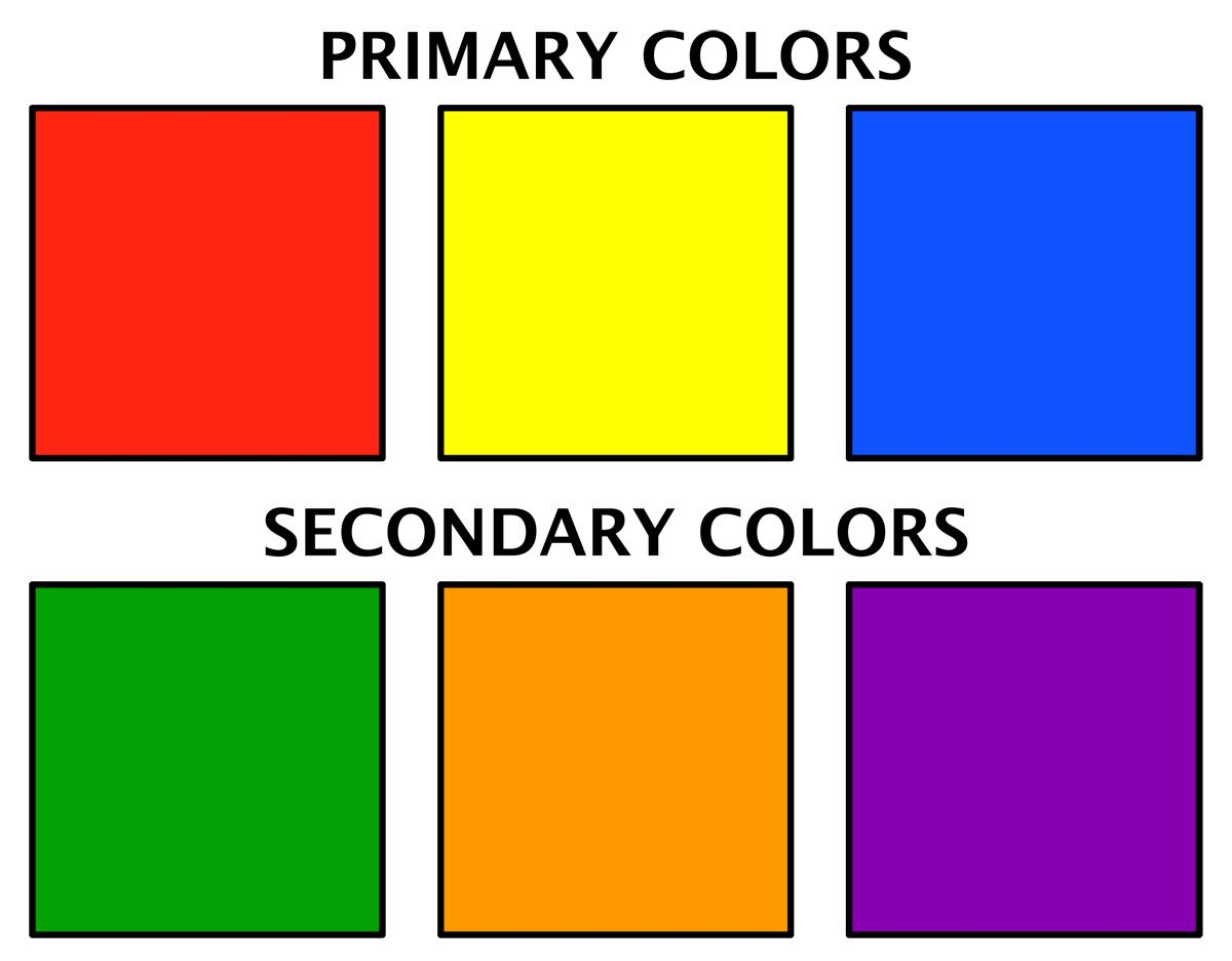 Clip Art Crayons Color