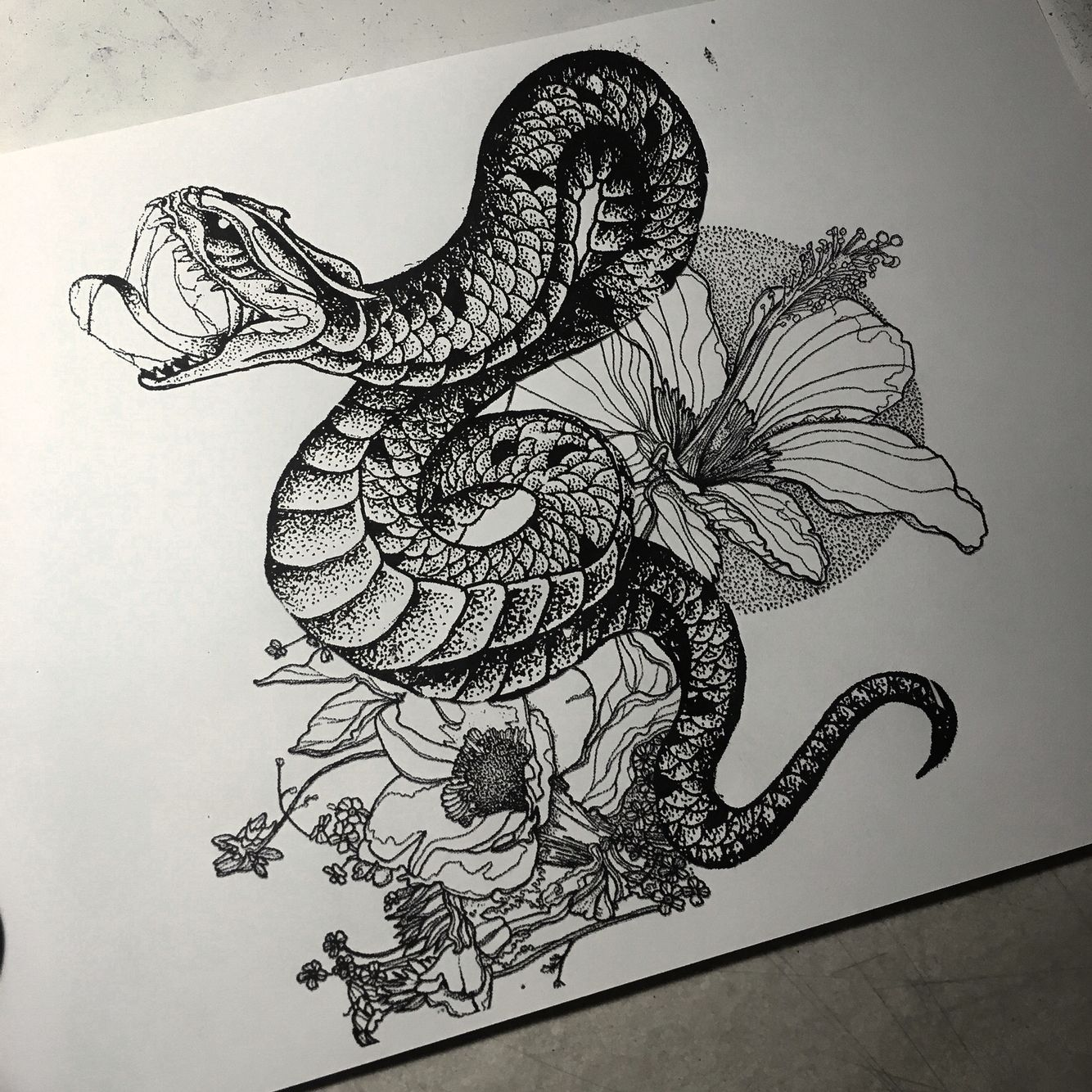 Snake drawing xbariskaya Pinterest Snake drawing
