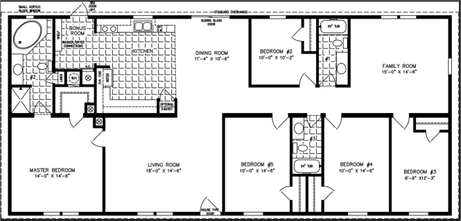 5 Bedroom Modular Homes Floor Plans. 5 Bedroom Manufactured Homes   Bedroom Style Ideas