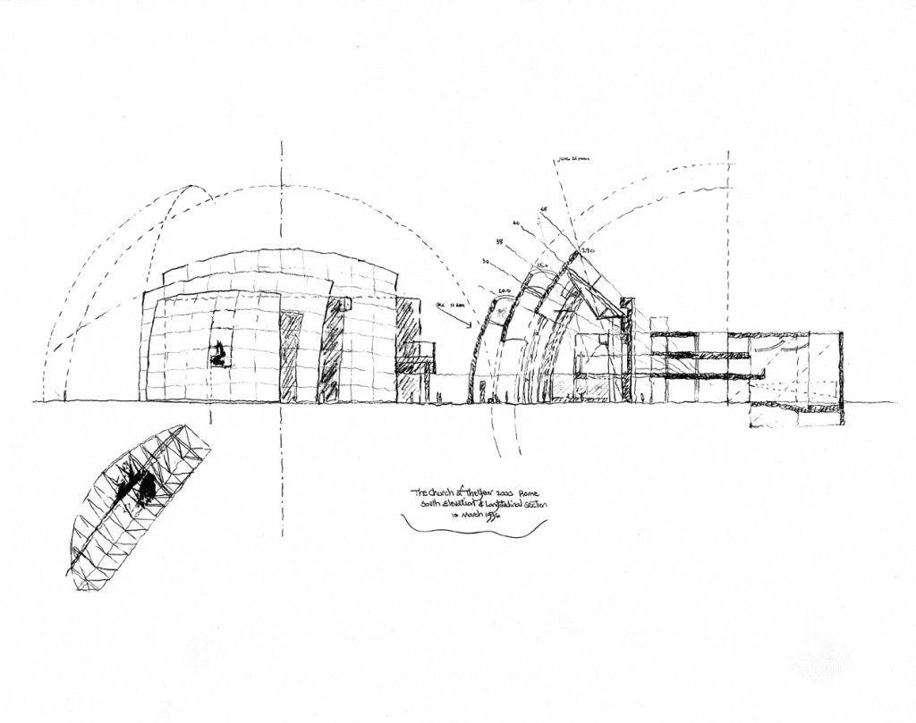 Jubilee Church Richard Meier Amp Partners Architects