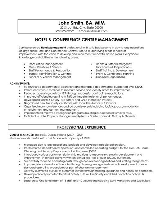 People Manager Resume. people management resume. people resume 7 ...