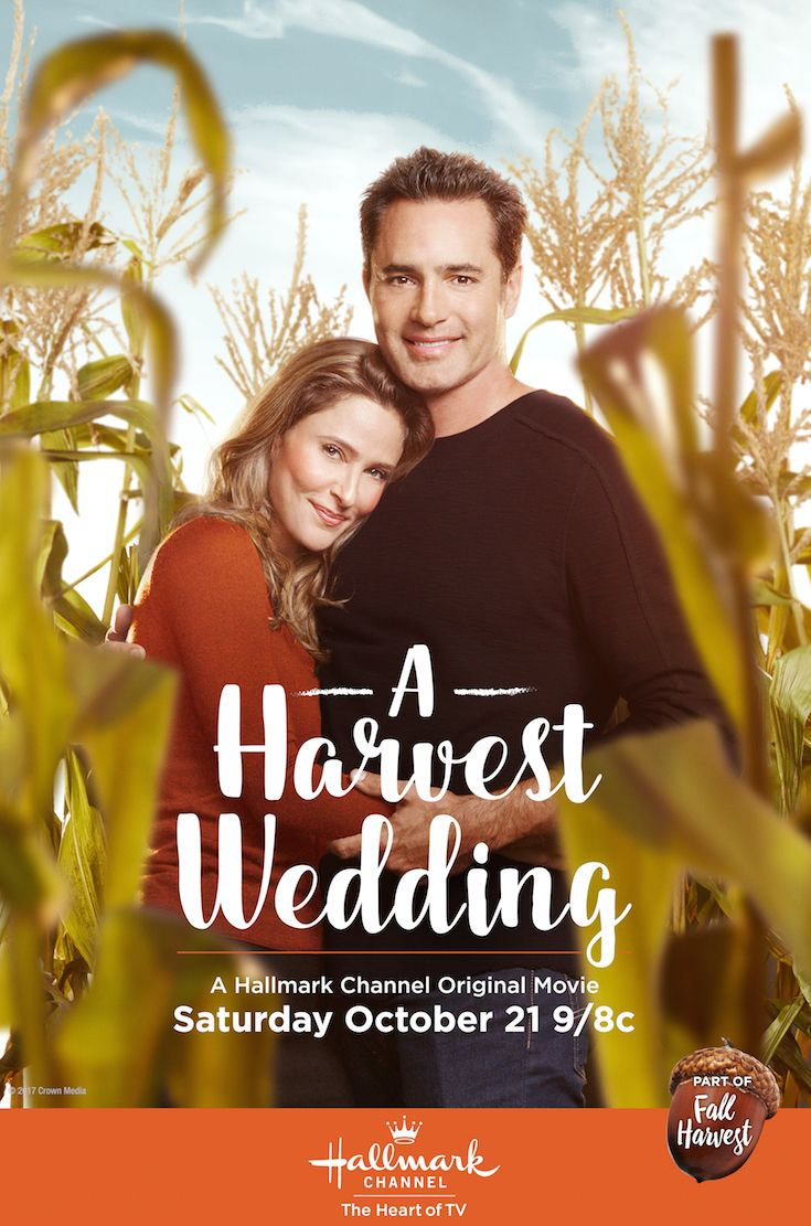 A Harvest Wedding Jill Wagner and Victor Webster Sarah