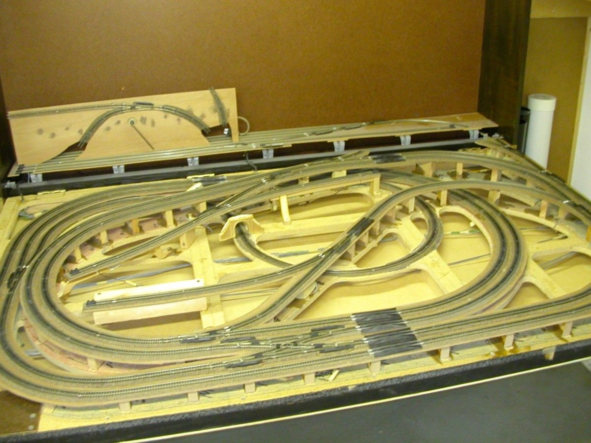 Related Keywords Amp Suggestions For Model Train Track Layouts