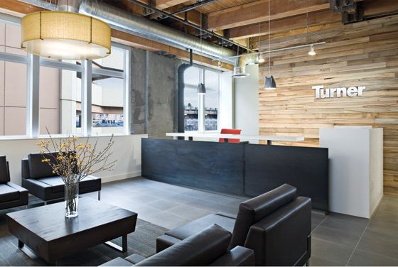 When Turner Renovates Or Moves Into A New Office The