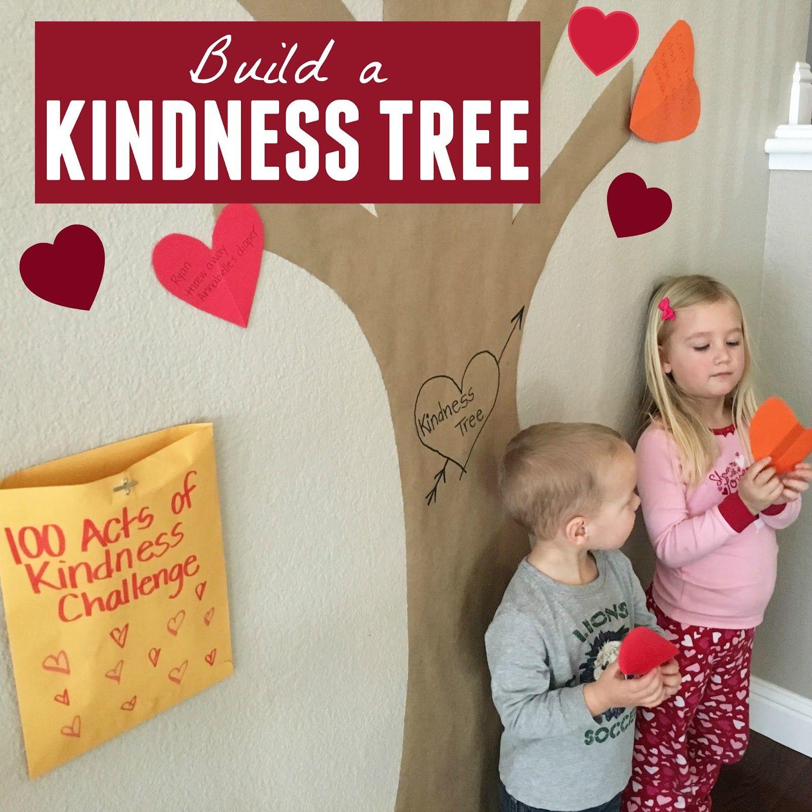 Build A Kindness Tree