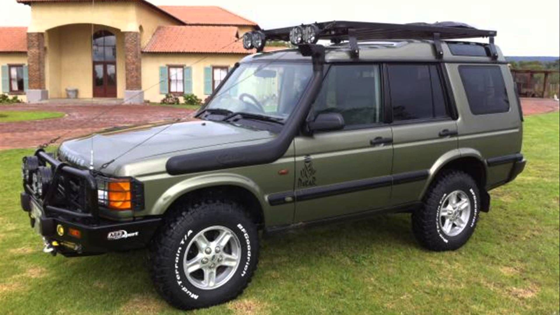 Cascadia Roof Top Tent Land Rover Overlanding
