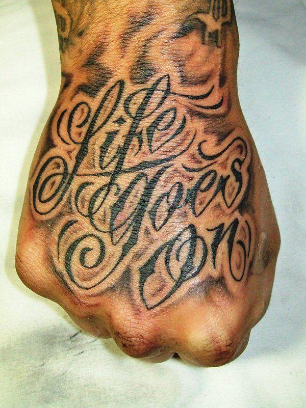 60 EyeCatching Tattoos on Hand Tattoo, Eye and Tatting
