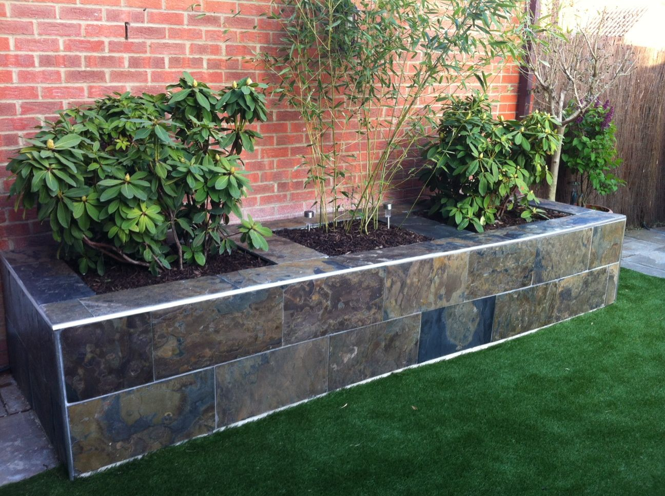 Create a Stunning Raised Flower Bed in your Garden with