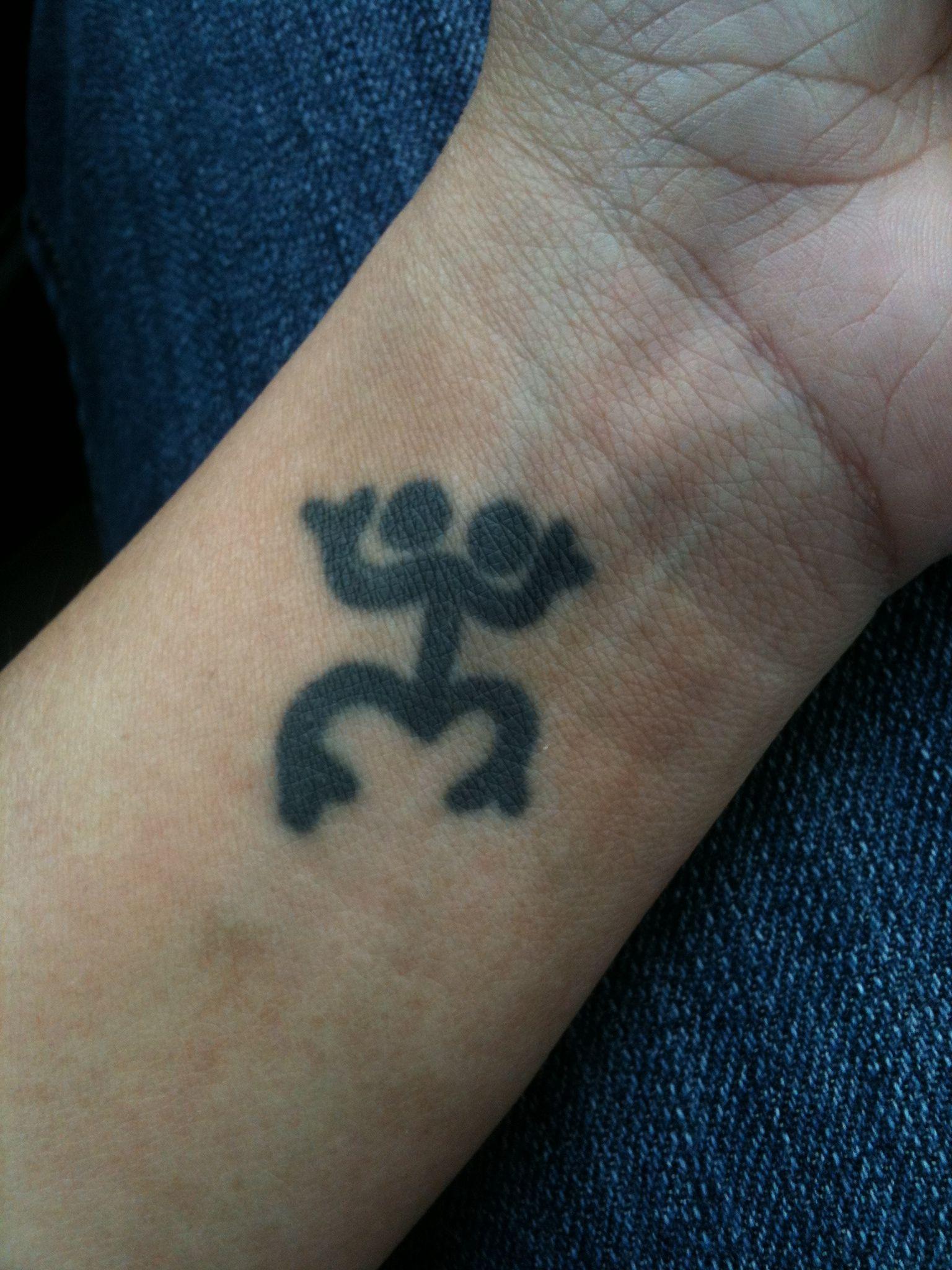 My very own tattoo. El Coqui Taino! Tattoos I Like