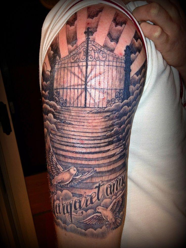 25 Half Sleeve Tattoo Designs For Men Matthew 16