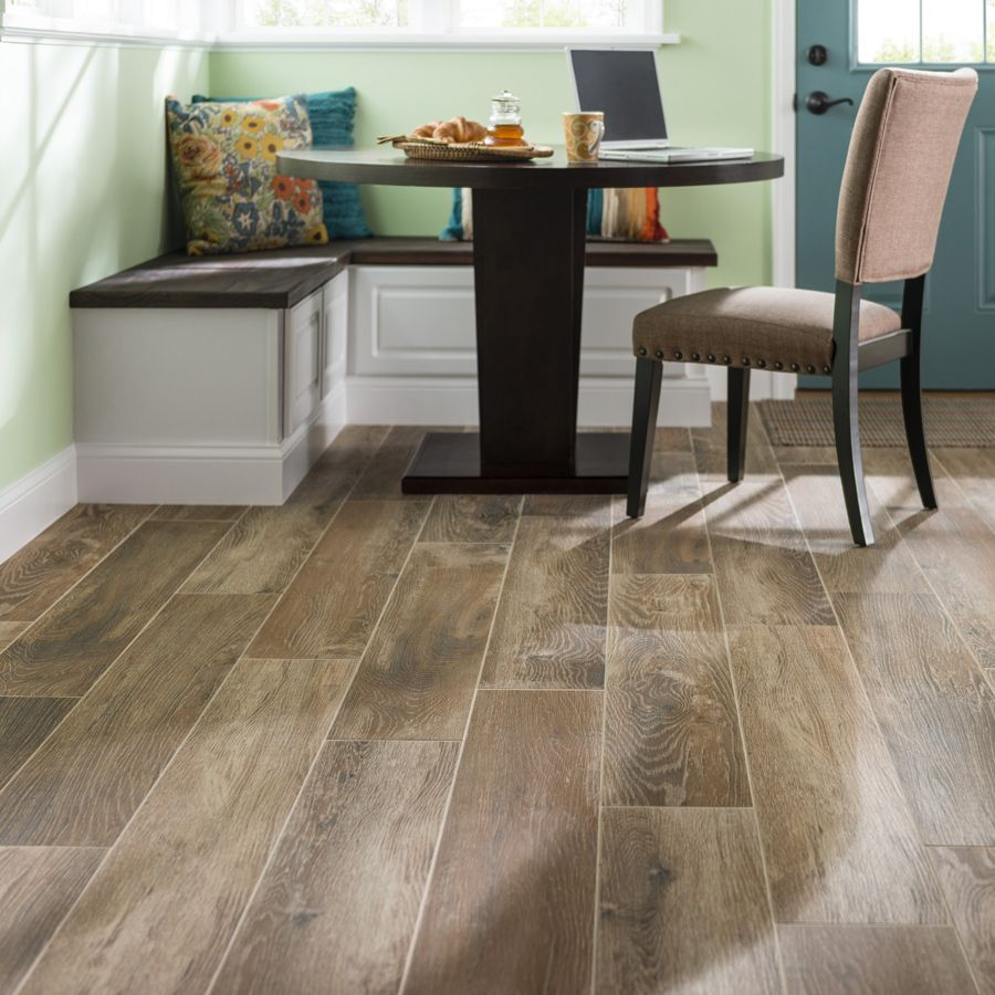 Faux wood tileavailable Shop Style Selections Natural