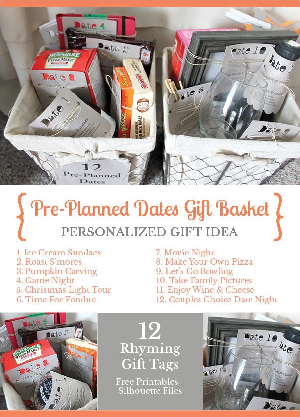 Give the gift of preplanned dates Wedding anniversary