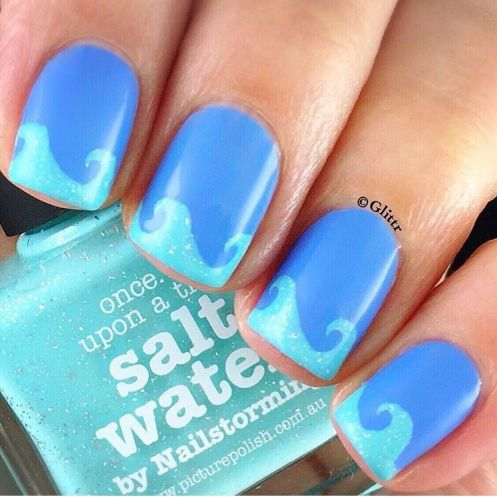 50 gorgeous summer nail designs you need to try  society19