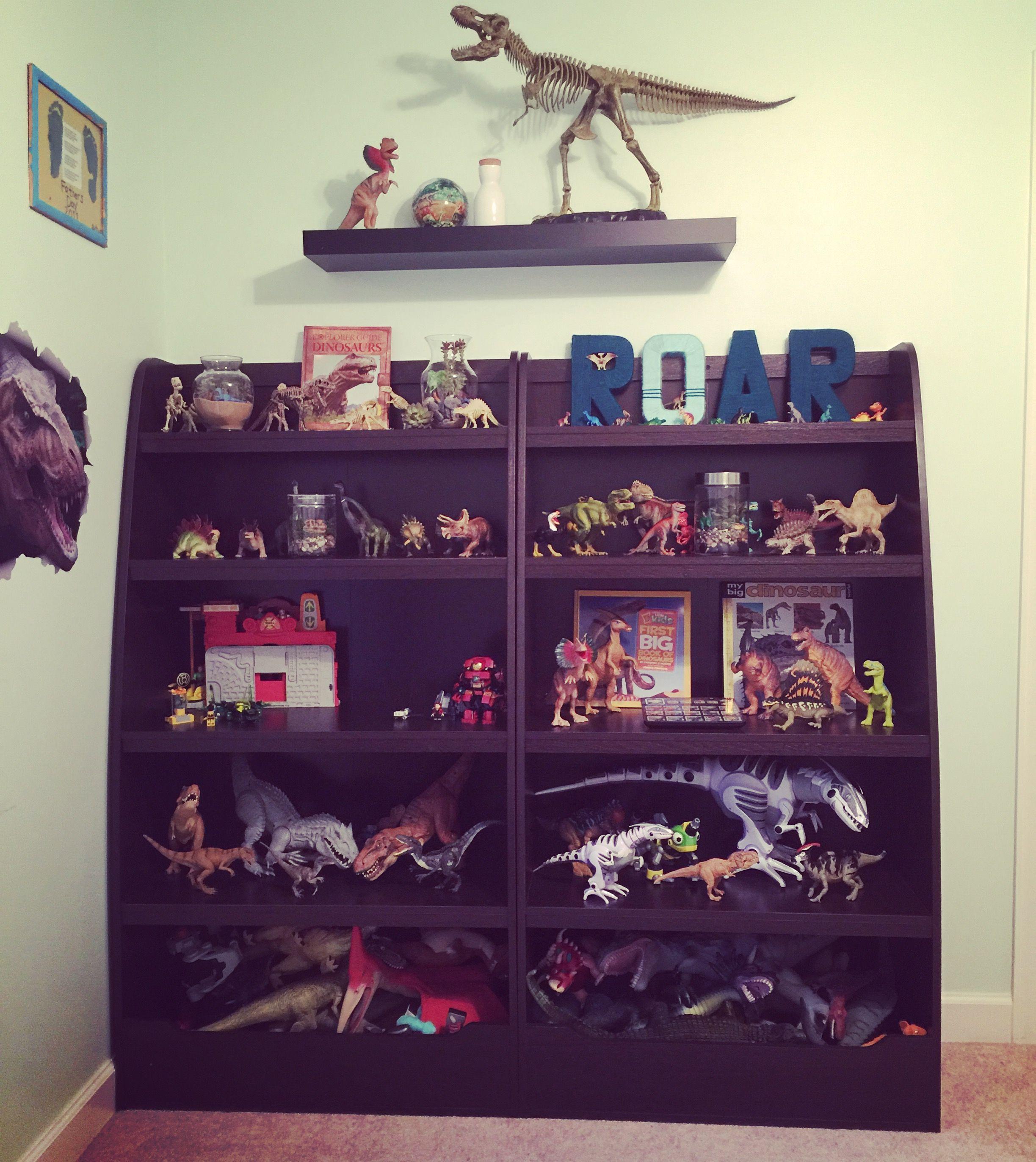 Dinosaur Museum In My Little Paleontologist S Room Boys