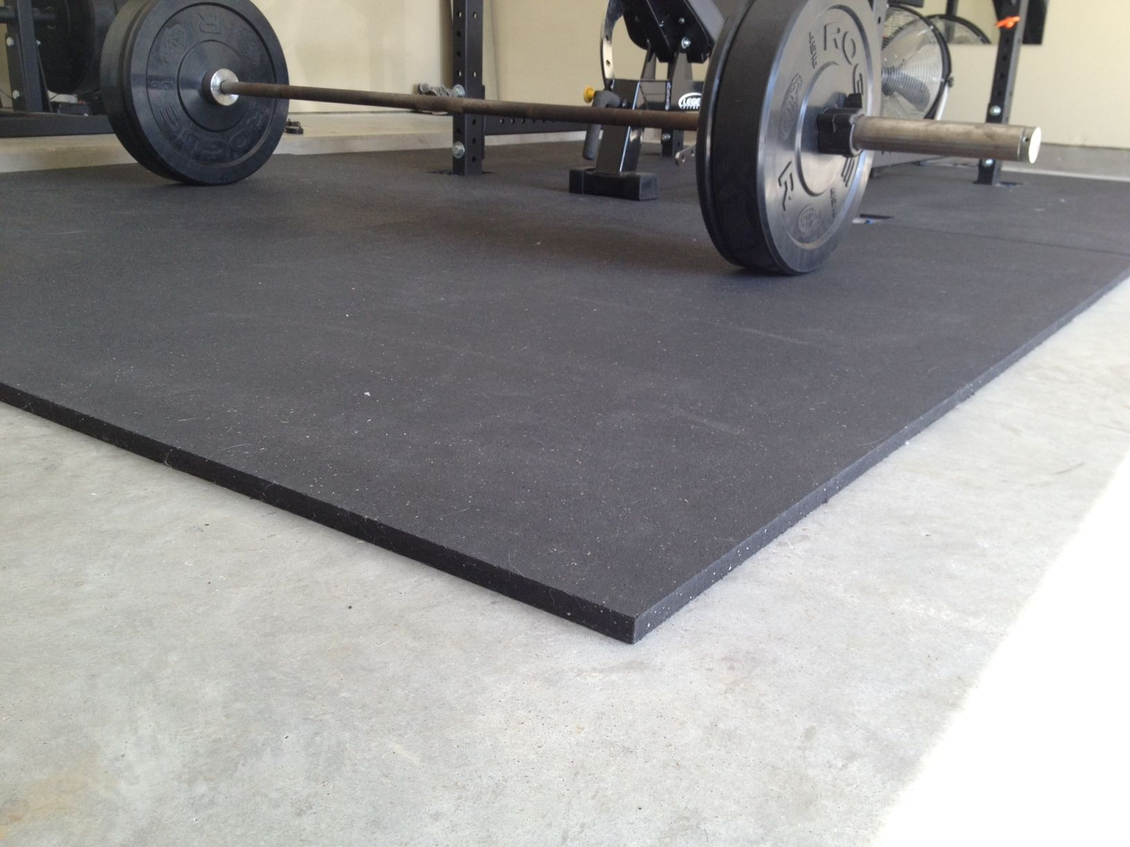 rubber gym mats for my garage gym flooring Fitness