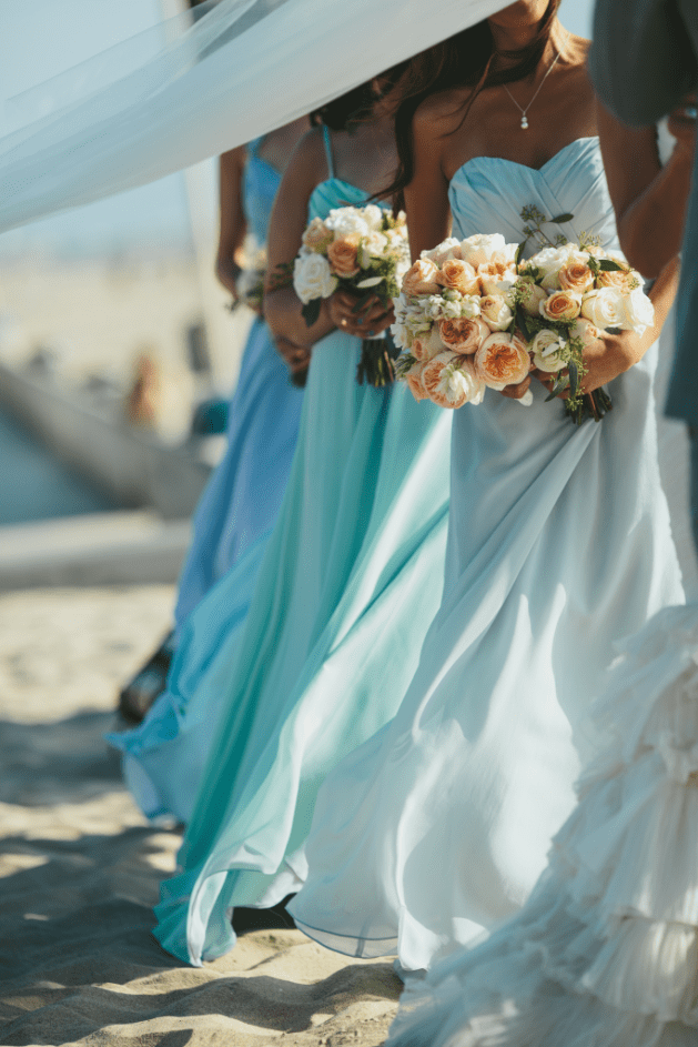 17 Beach Wedding Ideas You've Never Seen Before Desiree