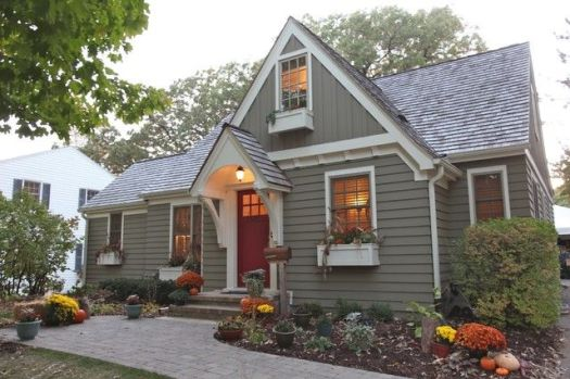 Explore House Color Schemeore Small Exterior