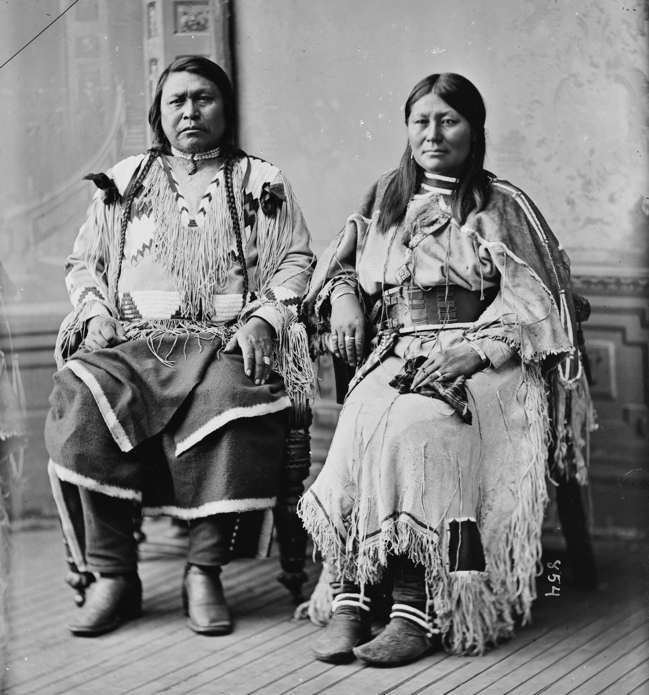 Chief Ignacio Was A Chief Of The Weeminuche Band Of The Ute Tribe Of American