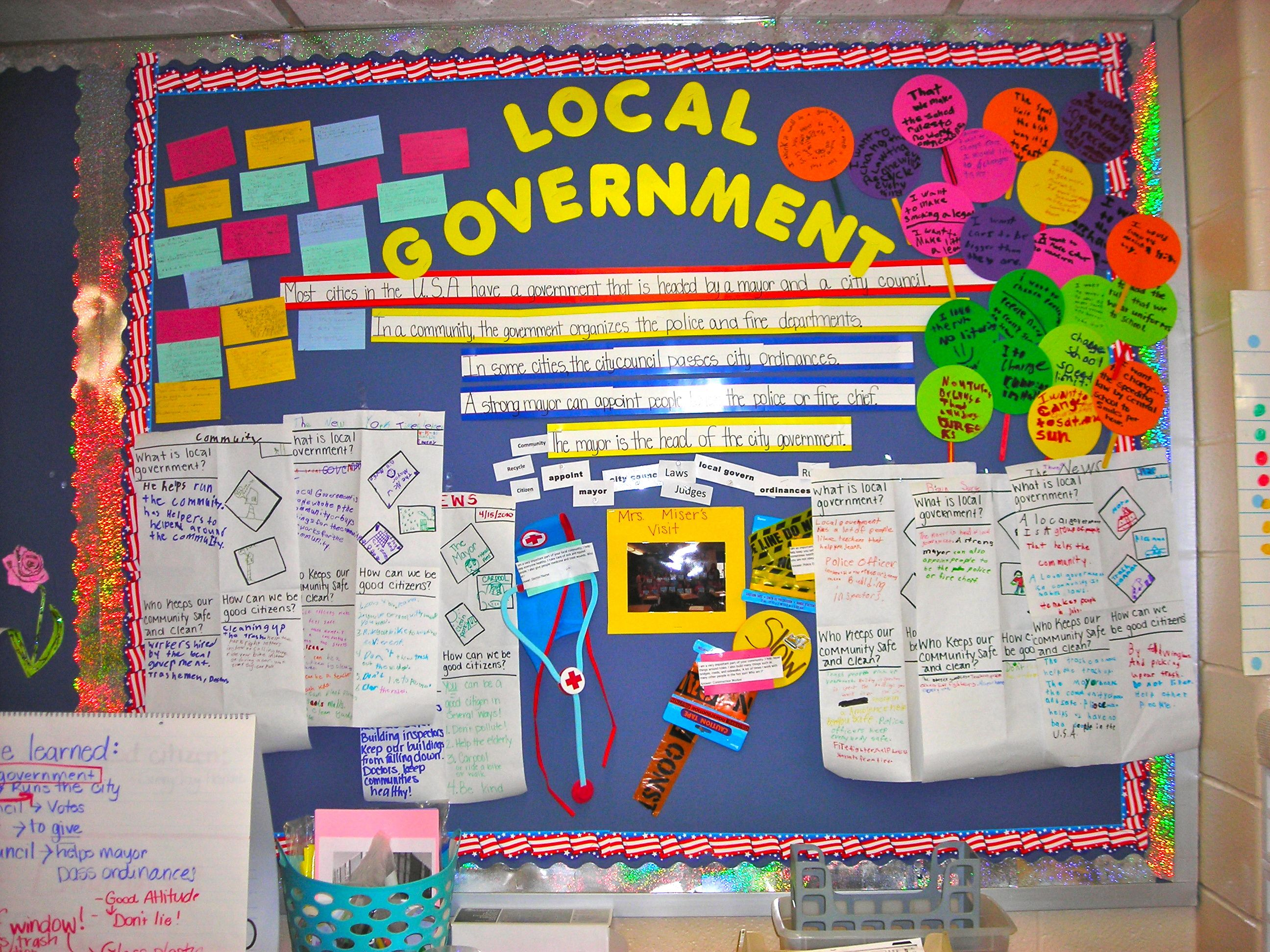 Local Government Unit Plan