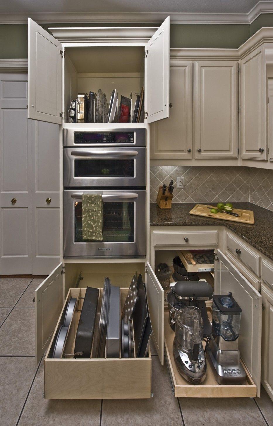 Best Kitchen Storage Glide Out Shelves Storage