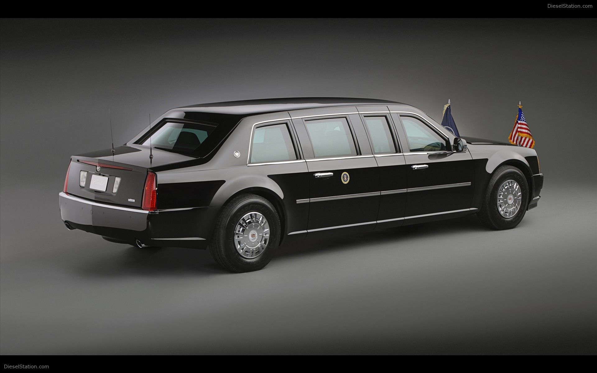 Cadillac Presidential Limousine I found out this kind of superb