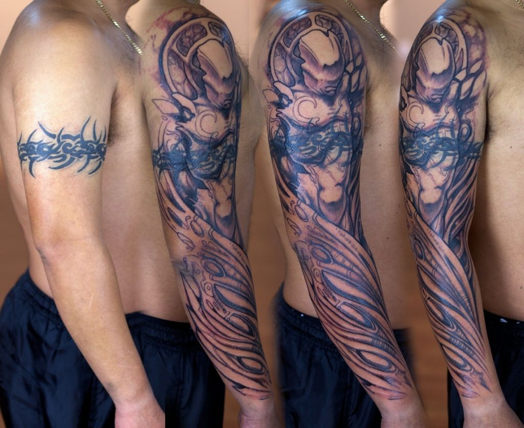 Arm Tattoo Cover Up Ideas Tribal Dragon Tattoo Designs