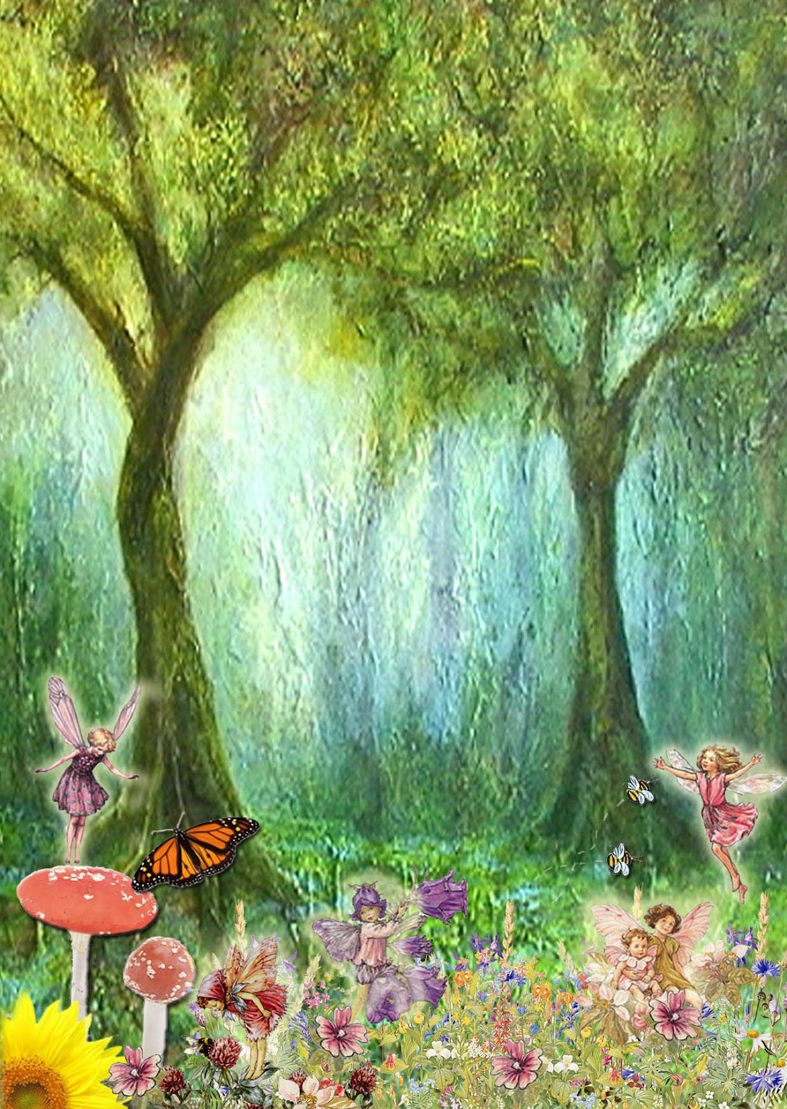 Greatfun4kids Fairy Party (with Printables) Blank