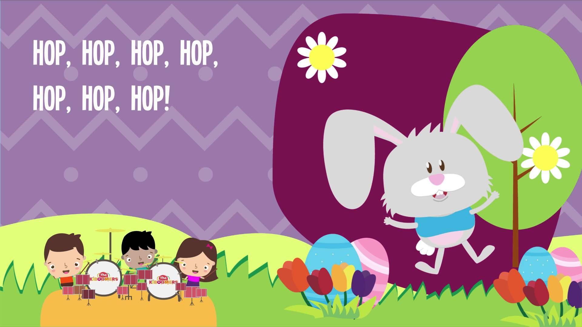 Hippity Hoppity Easter Bunny Song Lyrics For Kids
