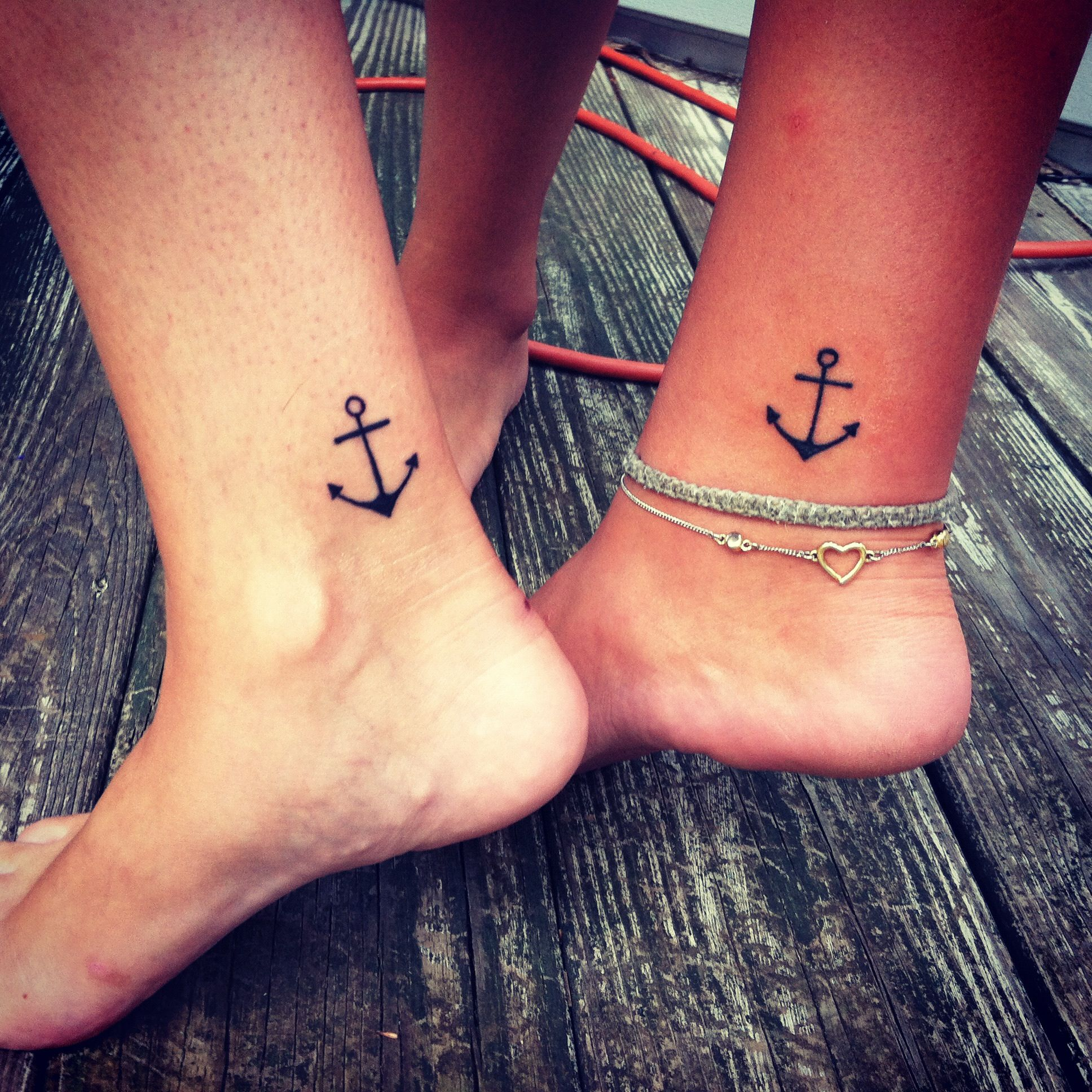 matching tattoo with my cousin ) Ink. Pinterest