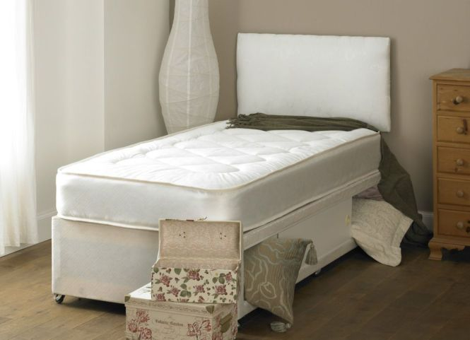 4ft By 5ft9 Short Bed Small Double Deep Quilt Divan Special Size
