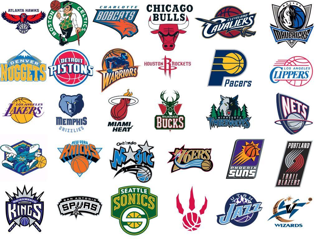 Nba Team Logo Wallpaper Graphics Tees Pinterest NBA