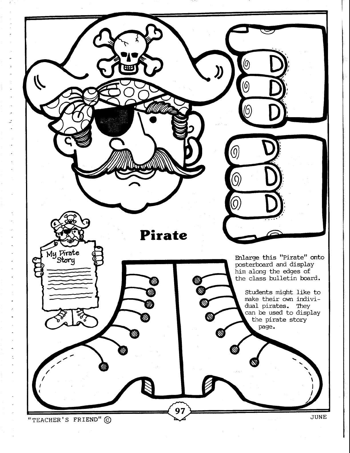 Pin By Amy Whittington On Preschool Pirates
