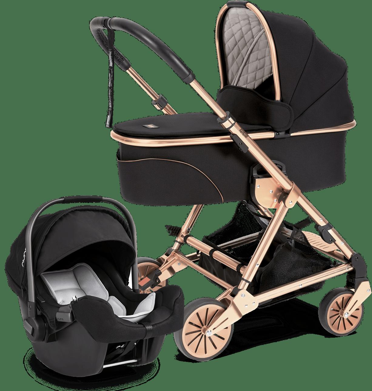 Mamas & Papas Urbo 2 Stroller, Signature Edition Black