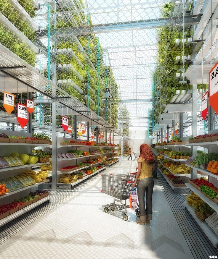 SOA Architects Urban agriculture urban ULI