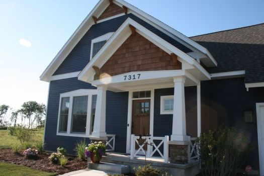 Craftsman Style Homes Interior Paint Colors Beach House Porch Har Board