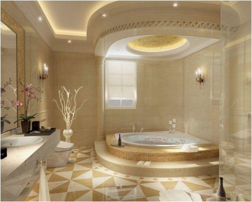 Bathroom false ceiling ideas for Fall ceiling design for bathroom