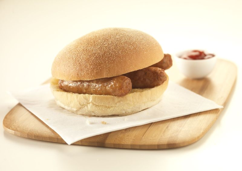 Image result for roll and sausage