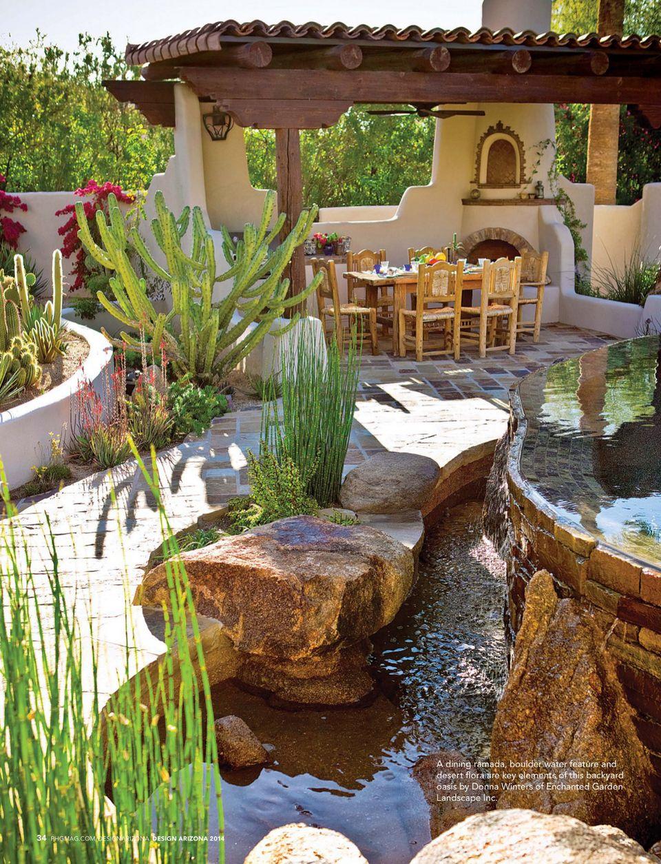 outdoor patio ideas in arizona