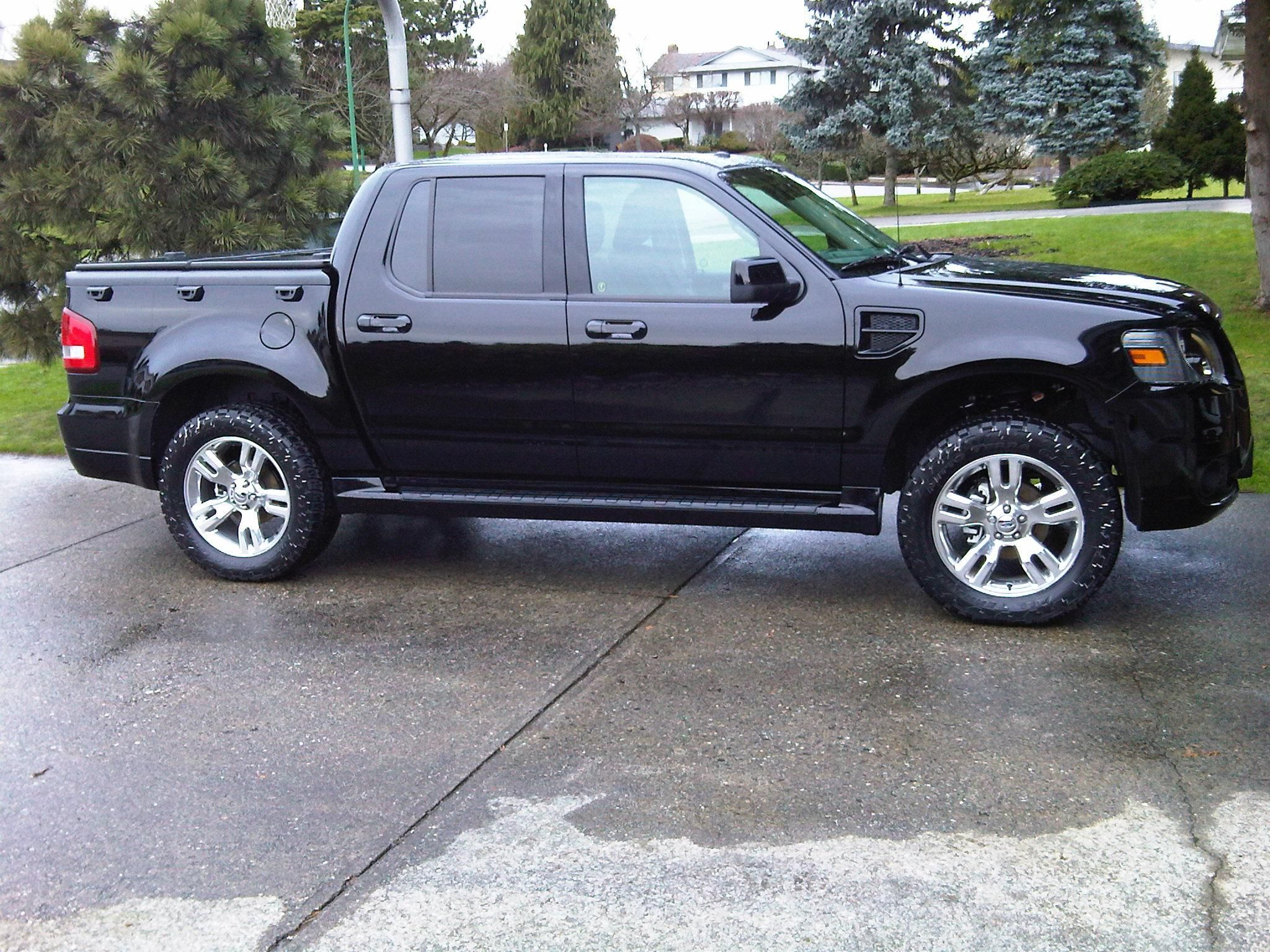 lifted sport trac vast selection of lift kit pa ford