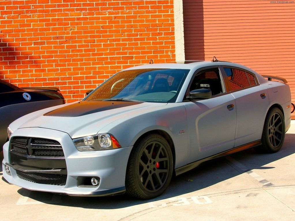 2012 Dodge Charger Front Angle - Fast & Furious 6 Car ...